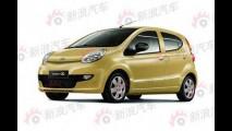 Novo Chery QQ 2013 será apresentado no Salão de Pequim