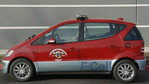 Fuel Cell-powered Firefighter Vehicle