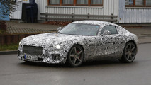2015 Mercedes-Benz SLC spy photo
