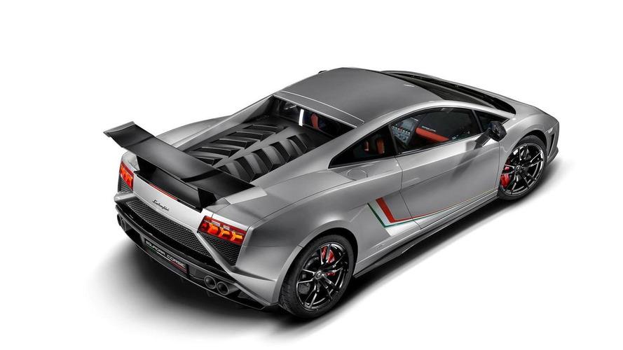 Lamborghini Gallardo LP 570-4 Squadra Corse officially unveiled