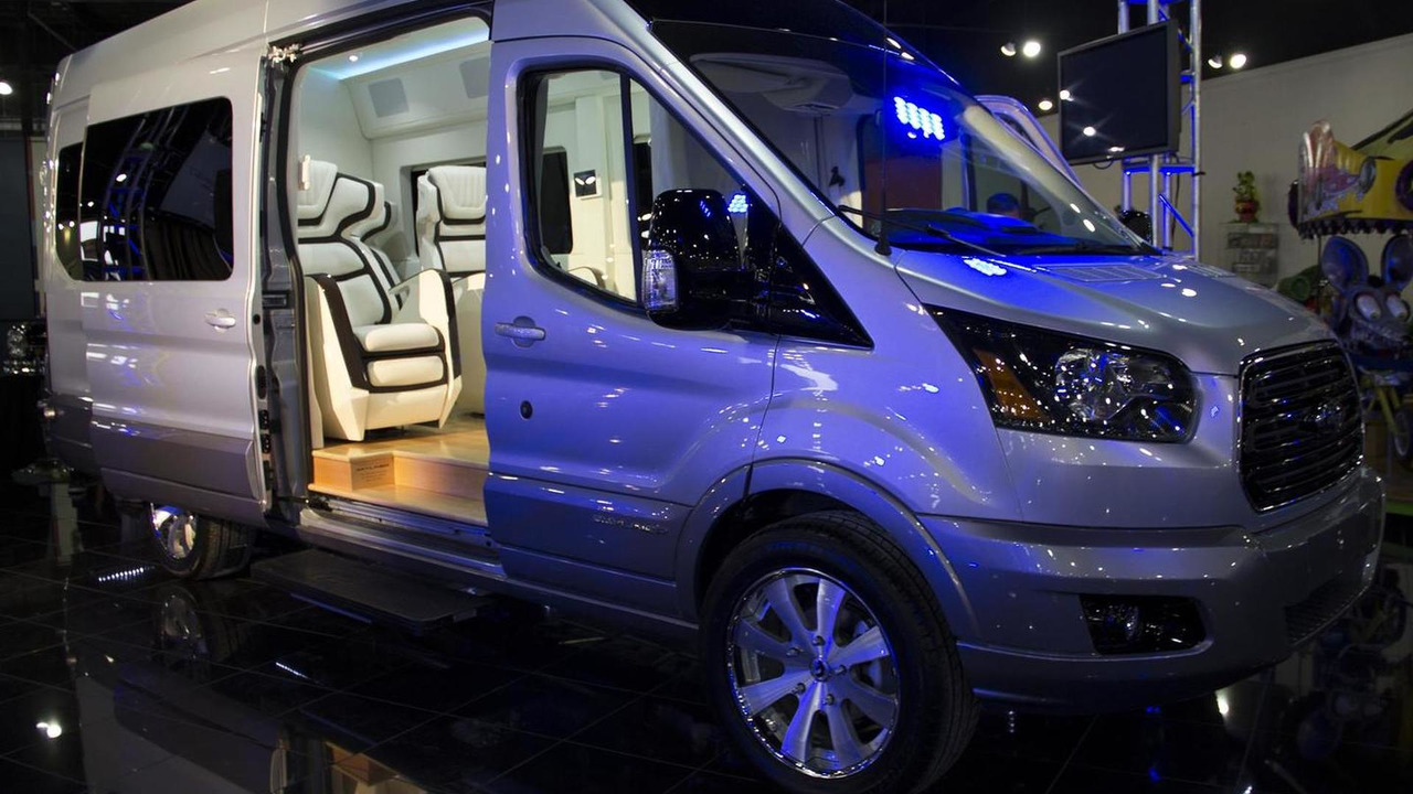 Ford Transit Skyliner concept by Galpin Auto Sports