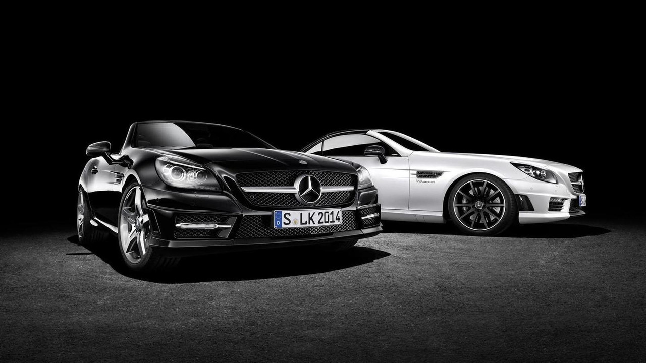 Mercedes SL 2LOOK and SLK CarbonLOOK special editions