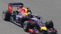 Daniel Ricciardo (AUS) Red Bull Racing RB10. 27.02.2014. Formula One Testing, Bahrain Test Two, Day One, Sakhir, Bahrain