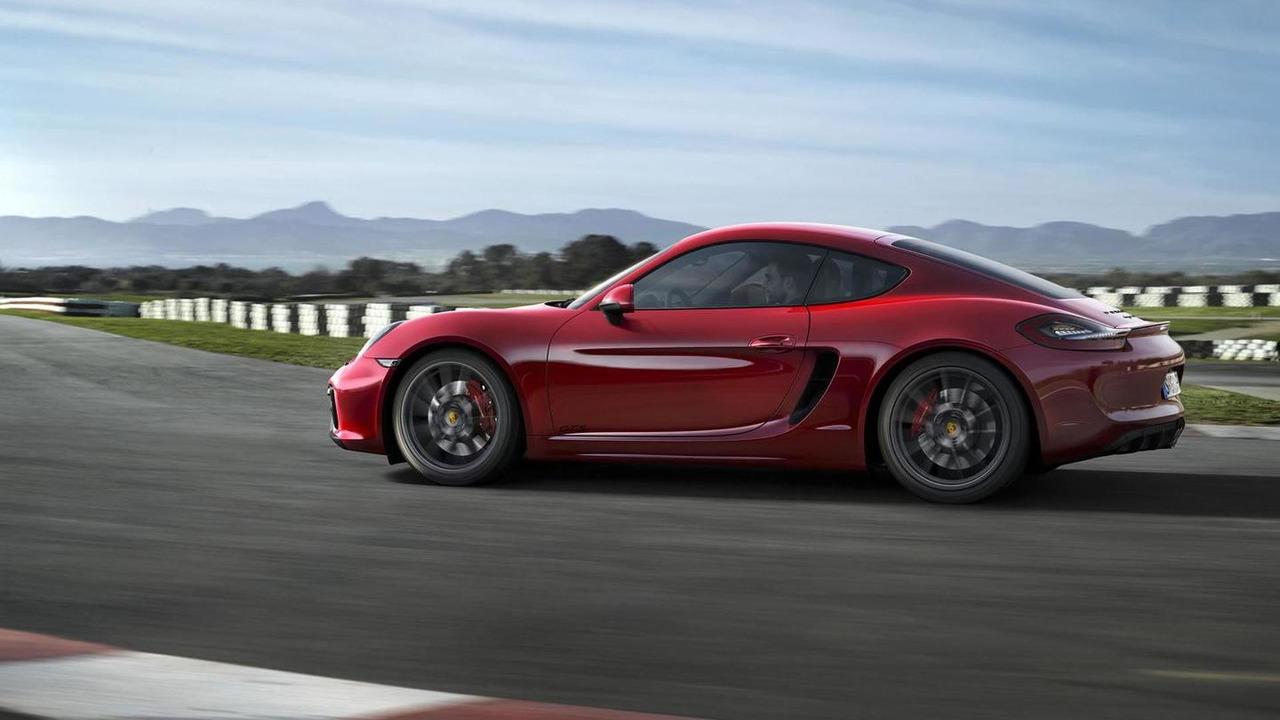 2014 Porsche Cayman GTS