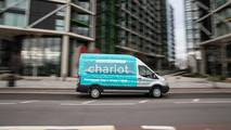 Ford Chariot shuttle bus