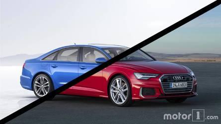 Eski vs. Yeni: 2018 Audi A6