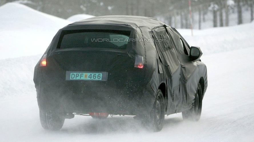 Peugeot 3008 Latest Spy Photos