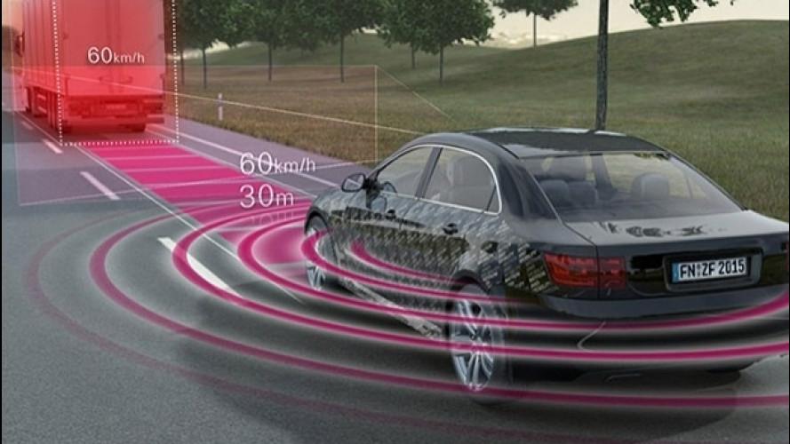 ZF investe 2,9 mln di euro nella guida autonoma