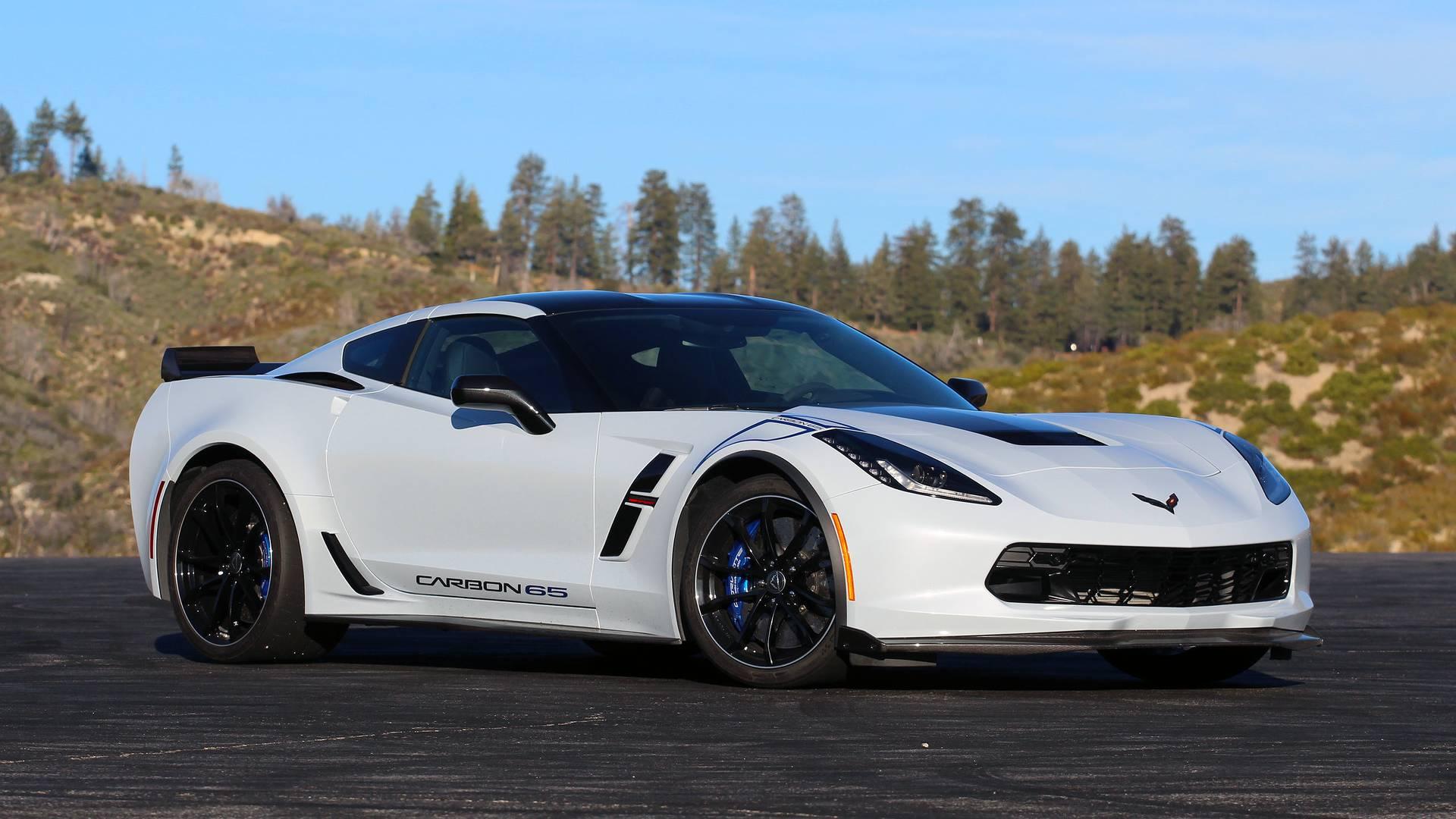 2018 Chevy Corvette Grand Sport Review Already Special No Stickers