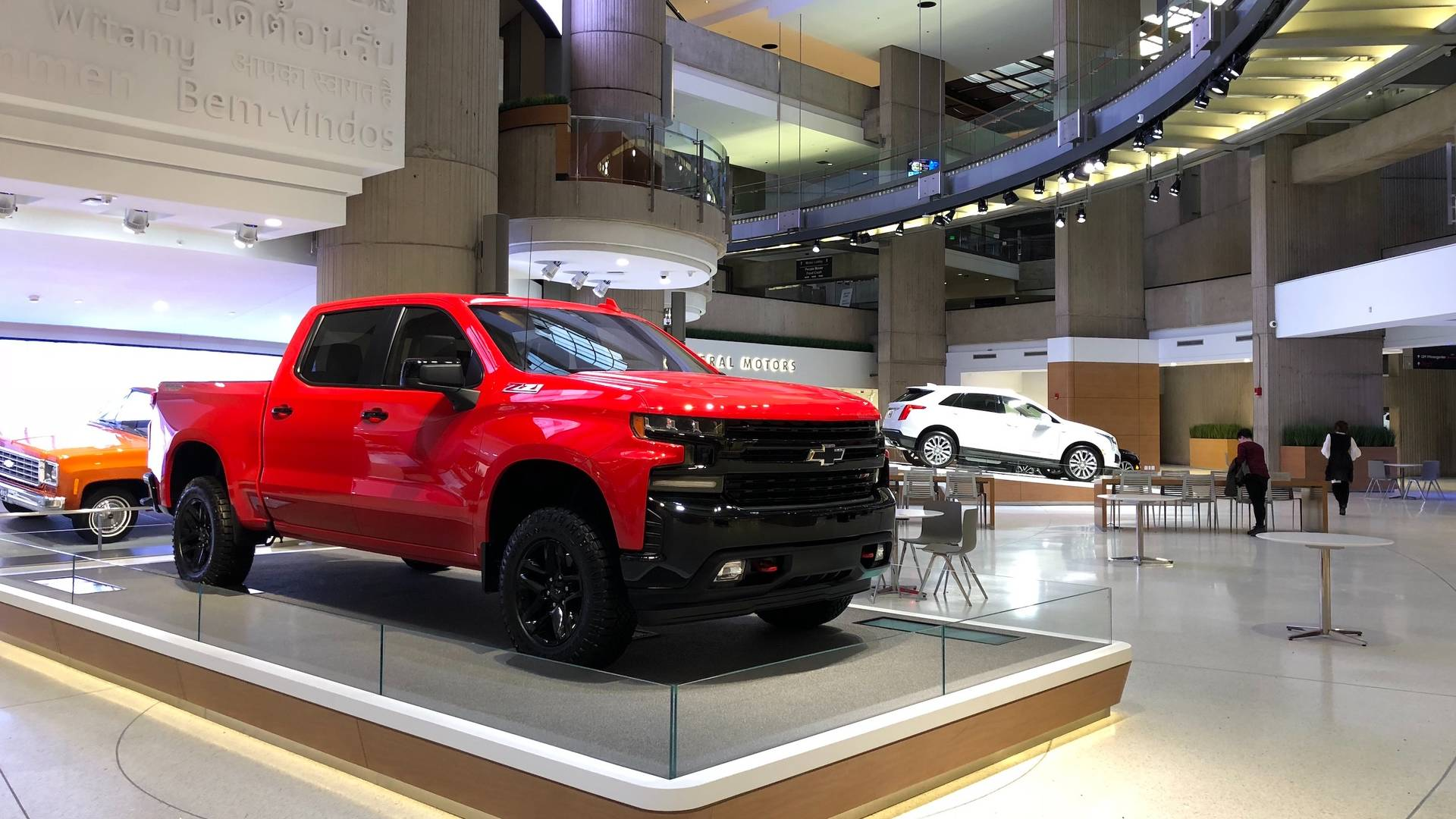 Surprise 2019 Chevy Silverado Available With 310 HP Turbo Four