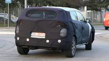 Hyundai Tuscon spy photo