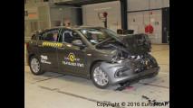 Fiat Tipo: 3 o 4 stelle nei Crash Test EuroNCAP [VIDEO]