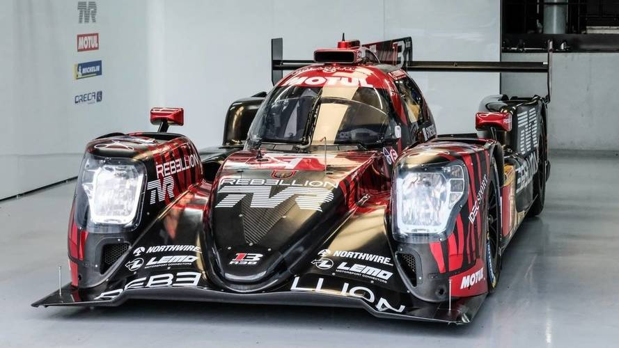 Rebellion R-13 LMP1 Challenger Breaks Cover With TVR Branding