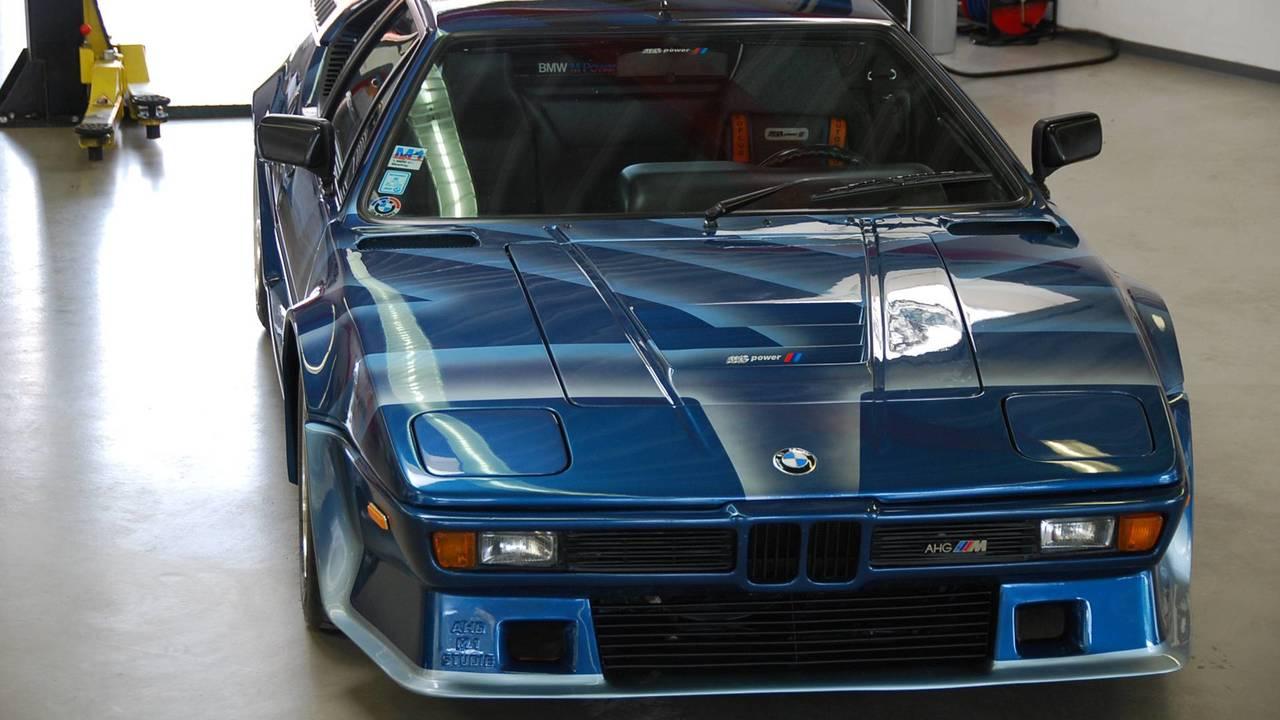 BMW M1 AHG Studie 1981