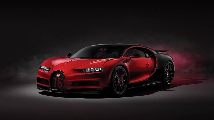 Bugatti Chiron Sport 2018: el rey de la velocidad, todavía más rápido