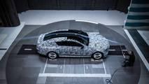 Mercedes-AMG GT Coupe rüzgâr tüneli