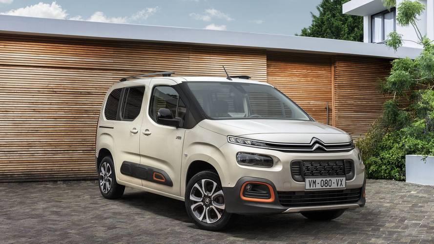Nouveau Citroën Berlingo (2018) - Plus crossover que jamais !