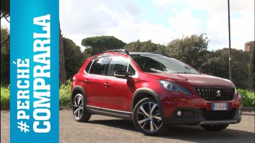 Peugeot 2008, perché comprarla… e perché no [VIDEO]