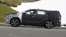 2015 Kia Sorento spy photo