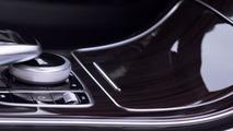 Mercedes-Benz GLC screenshot from teaser video