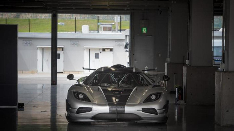 Koenigsegg One:1 tackles Suzuka circuit, sets new unofficial record [video]