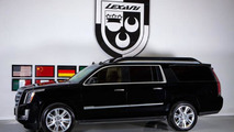 Lexani unveils their luxurious Cadillac Escalade Concept One [video]