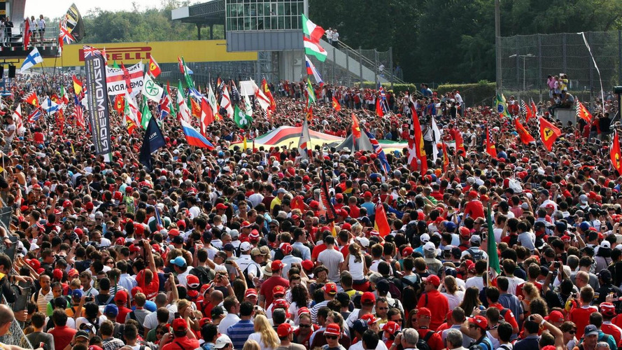 Monza, not Mugello, should host F1 - Arrivabene