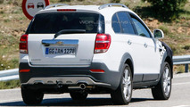 Chevrolet Captiva facelift