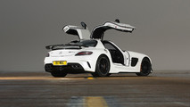 Mercedes AMG SLS Black Series