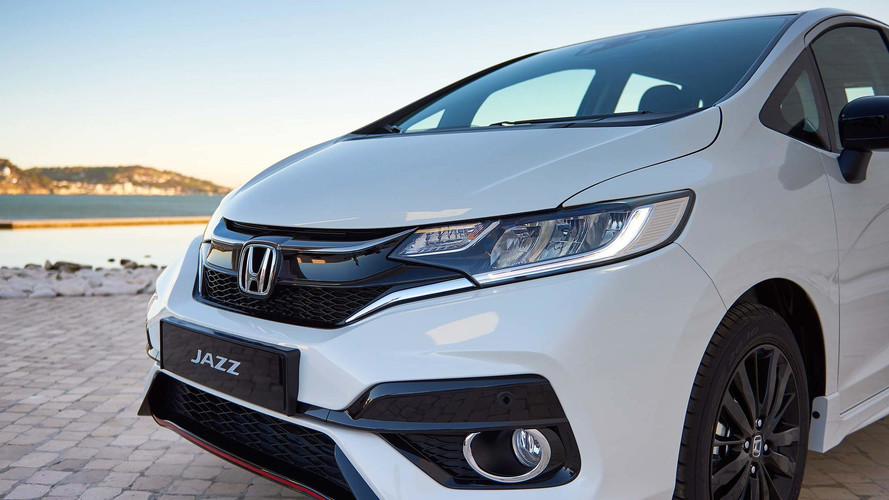 New Sport Model for 2018 Honda Jazz In Europe