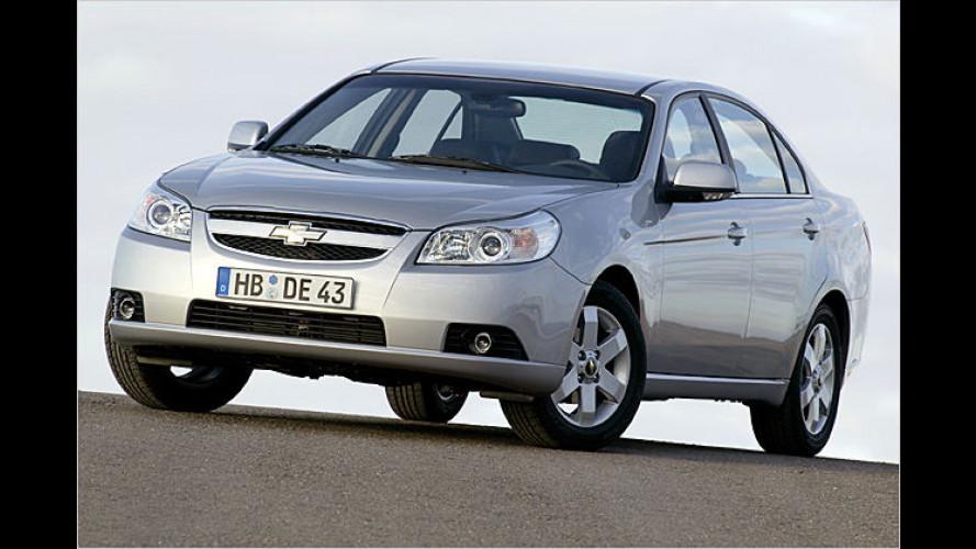 Chevrolet: Neue Diesel-Modelle und Preiserhöhungen