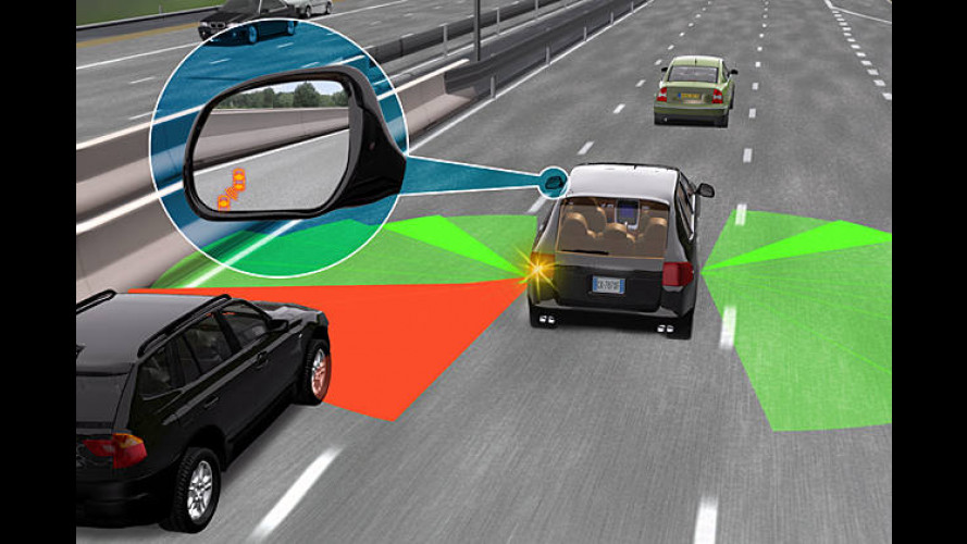 Blind Spot Detection: Valeo-System bald in GM-Fahrzeugen