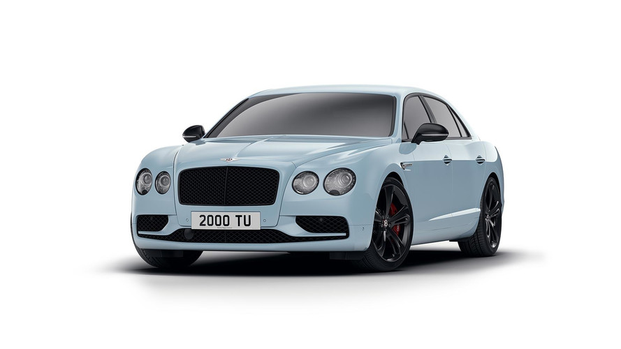 Bentley uncloaks new Flying Spur V8 S Black Edition
