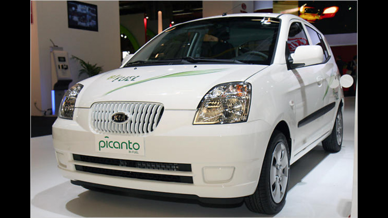 Kia Picanto Bi-Fuel