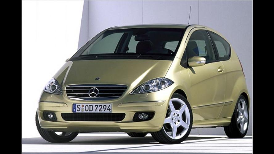Brandneue A-Klasse: Alle Details zum neuen Mercedes