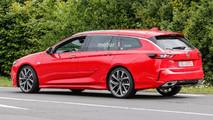 2018 Opel Insignia GSi Sports Tourer spy photo