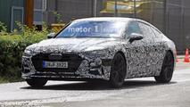Audi A7 Spy Shots