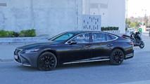 Lexus LS Spy Pics