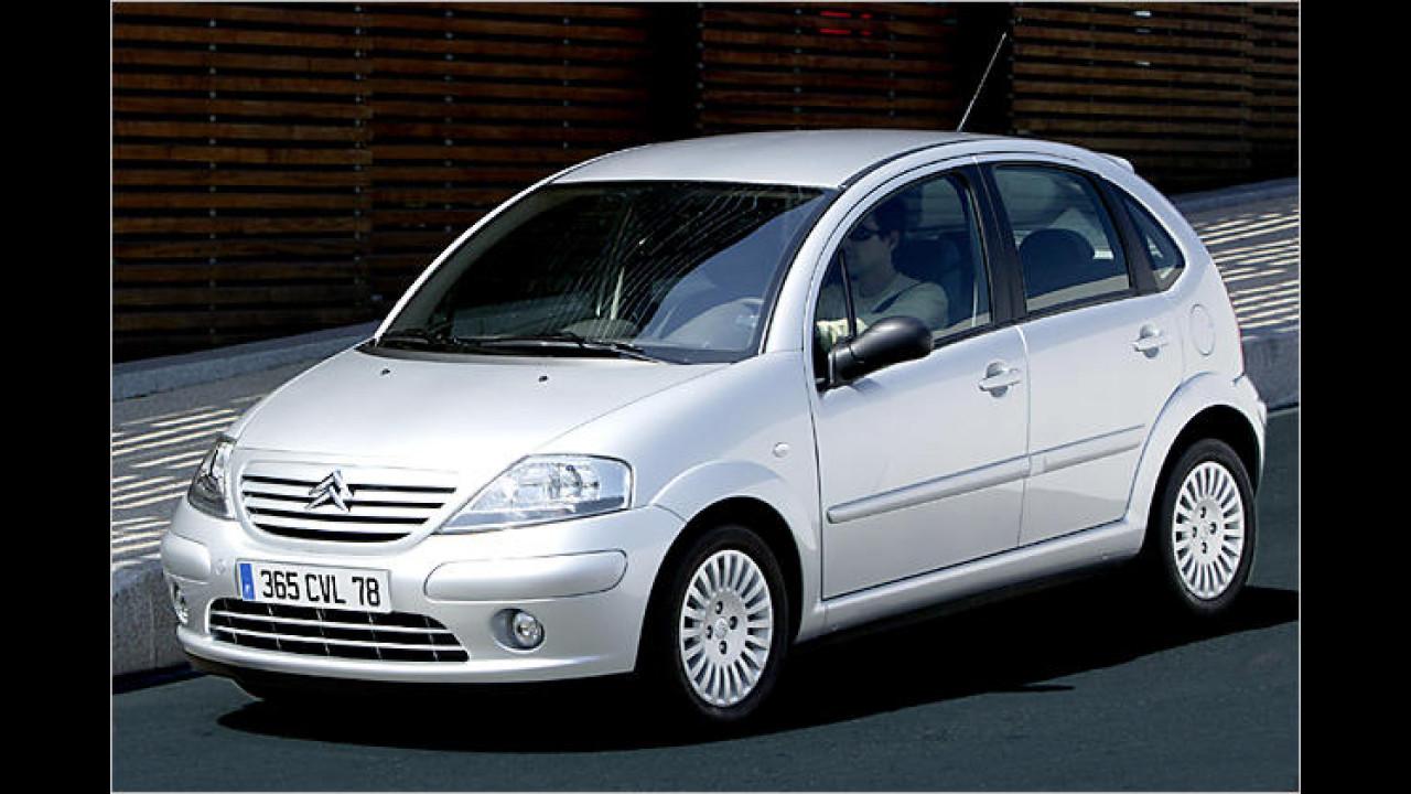 Citroën C3 HDi 70 Advance