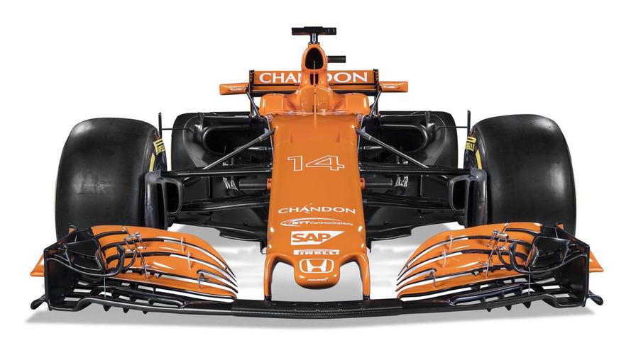 McLaren MCL32 F1 2017