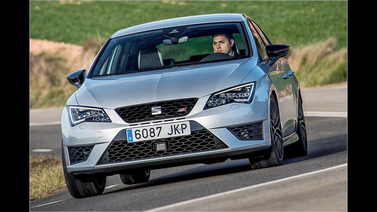 Der Hobby-Rennfahrer: Seat Leon Cupra