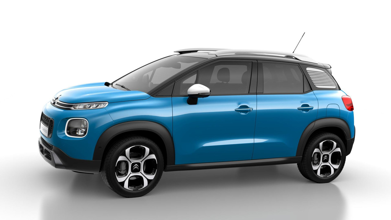2017 citroen c3 aircross photo. Black Bedroom Furniture Sets. Home Design Ideas