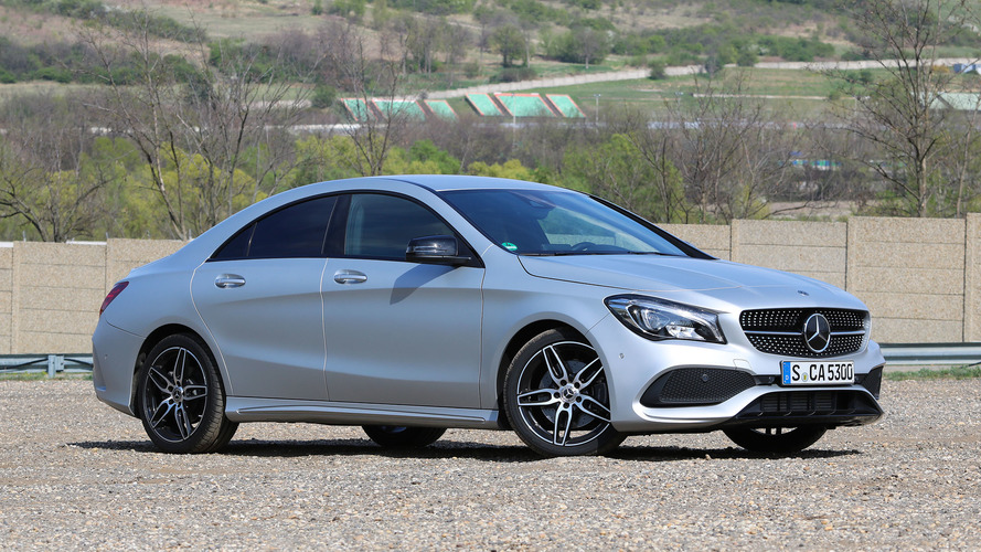 2017 Mercedes-Benz CLA250: First Drive