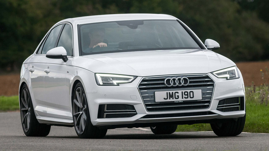 Audi Halts Sales Of Petrol A4 And A5 Models Across Europe