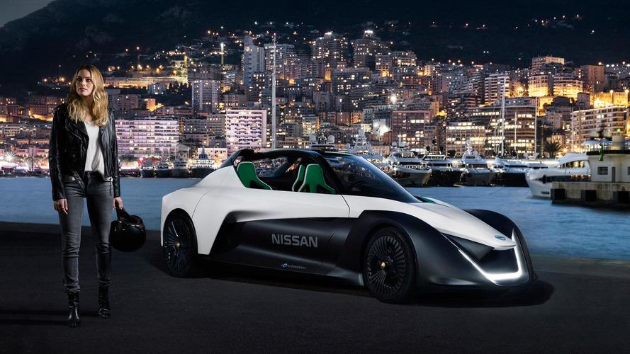Margot Robbie devient l'ambassadrice de Nissan Electric