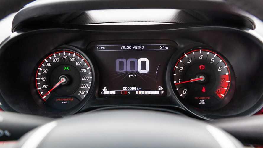 Fiat Argo HGT Avaliação