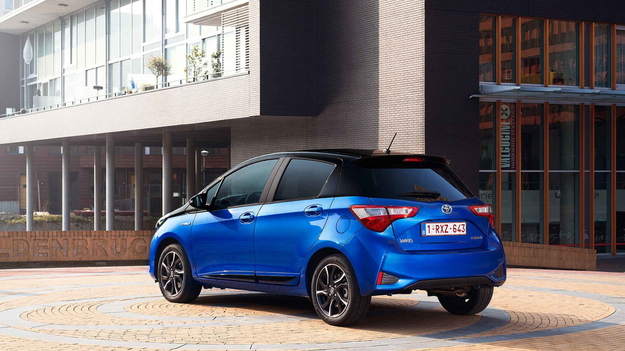 2017 Toyota Yaris Subcompact Car - Toyota Official Site