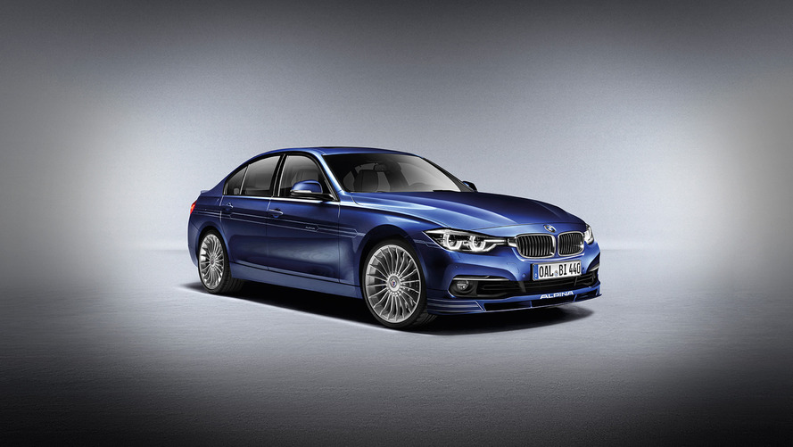 Alpina B3 and B4 Biturbo S get even more power