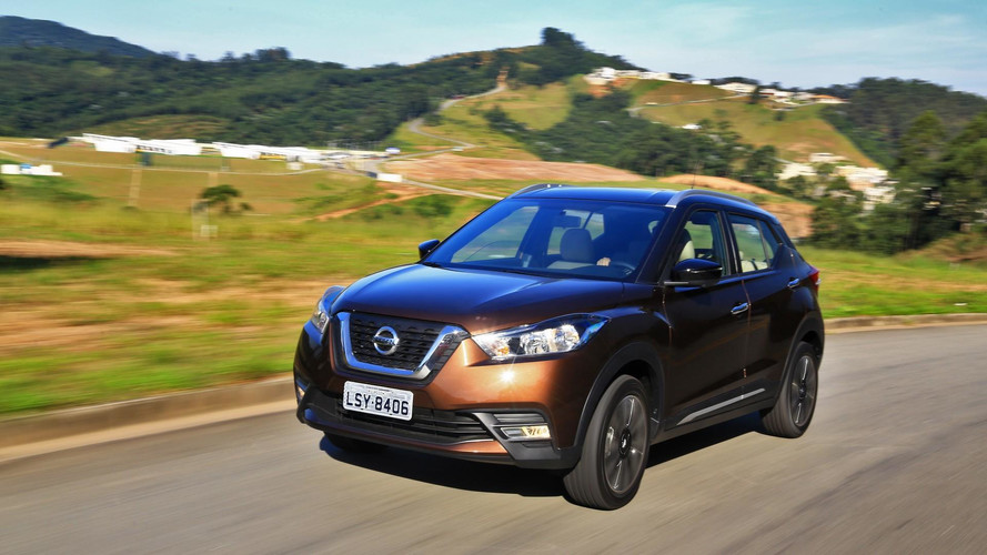 Primeiras impressões - Nissan Kicks SL nacional ficou mais seguro