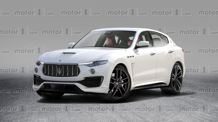 Maserati Levante GTS Render Is The SUV Ferrari Won't Do